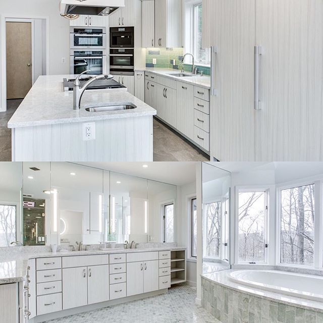 Contemporary In The Kitchen The Bathroom Which Do You Like Best