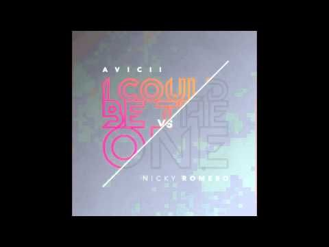 Check it out, Avicii vs Nicky Romero - I could Be The One I love the sound!