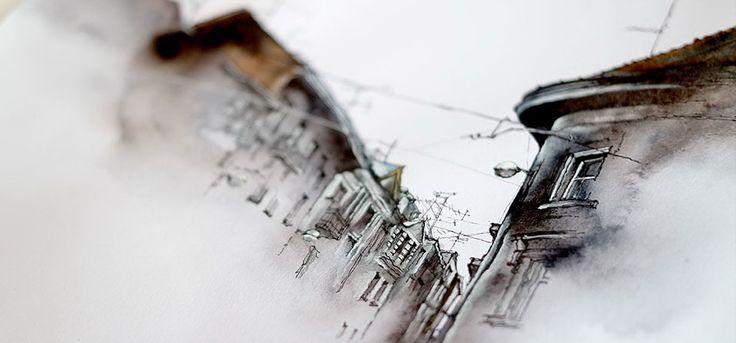 Artist a day: Sunga Park; Art Form: Painting; Country: S. Korea