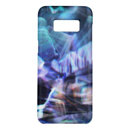 Abstract Samsung Galaxy S8 phone case - artists unique special customize presents