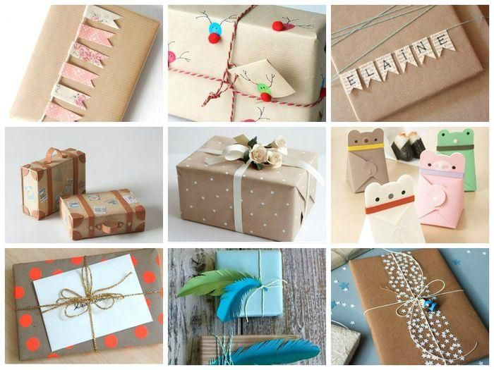 17 best images about manualidades on pinterest navidad for Envolver regalos originales