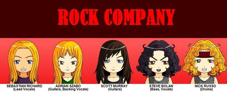 Rock Company 1989
