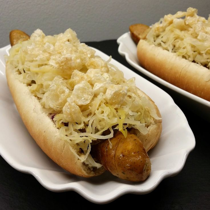 Klidmoster.dk: New York style hotdogs...
