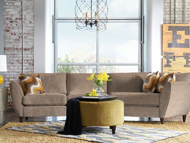 Tribeca - Urban Attitudes - Official La-Z-Boy Website #furniturehunters
