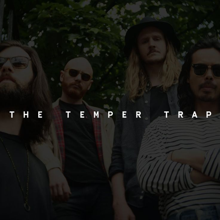 The Official Temper Trap Website