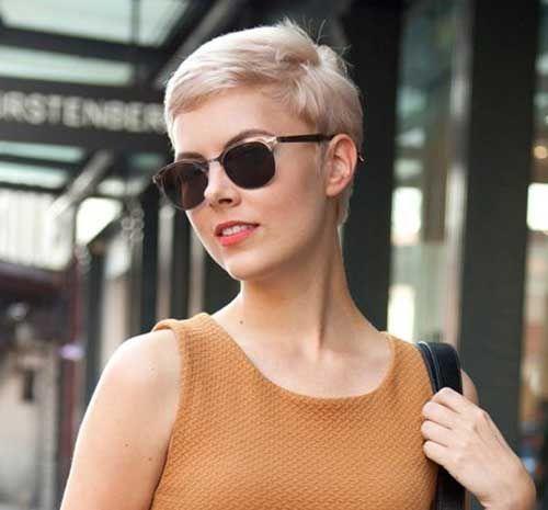 Ladies' Choise: Short Pixie Cuts - Love this Hair