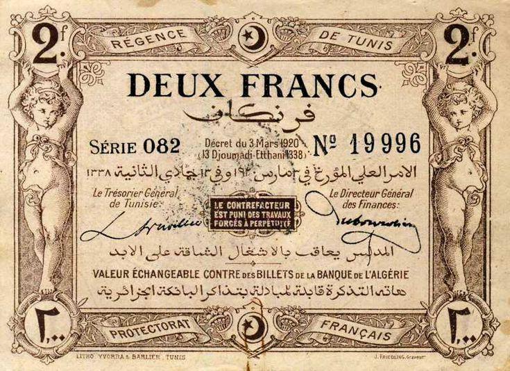 billets de banque tunisiens - Recherche Google