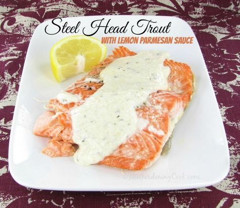 Steel head trout is a favorite of mine. Many people think it is a form of salmon because of the color, which is so similar, but it is a form of rainbow trout. It is rich and delicious and gives you more than your daily dose of omega 3 fatty acids. This recipe for Steel…Read more