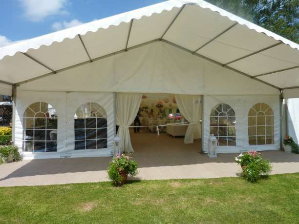 Home Farm Events Wedding Venue In NorthamptonshireStunning Outdoor Marquee Type The Summer
