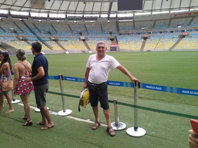 Estadio Maracanna. Brasil