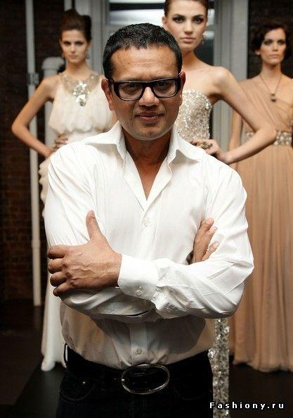 Naeem Khan (Наим Хан). Американский дизайнер индийского происхождения
