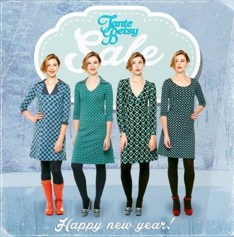 365 days of happy Tante Betsy dresses: Happy Tante Betsy NewYear Friday
