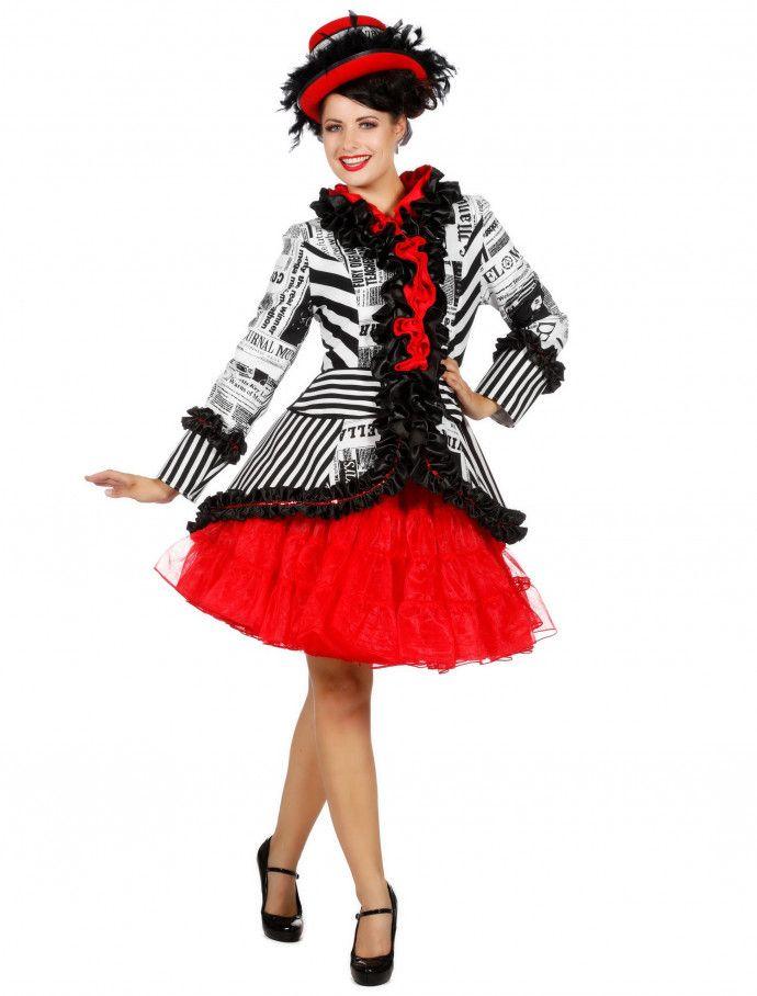 Jacke Journal Damen für Karneval & Fasching » Deiters