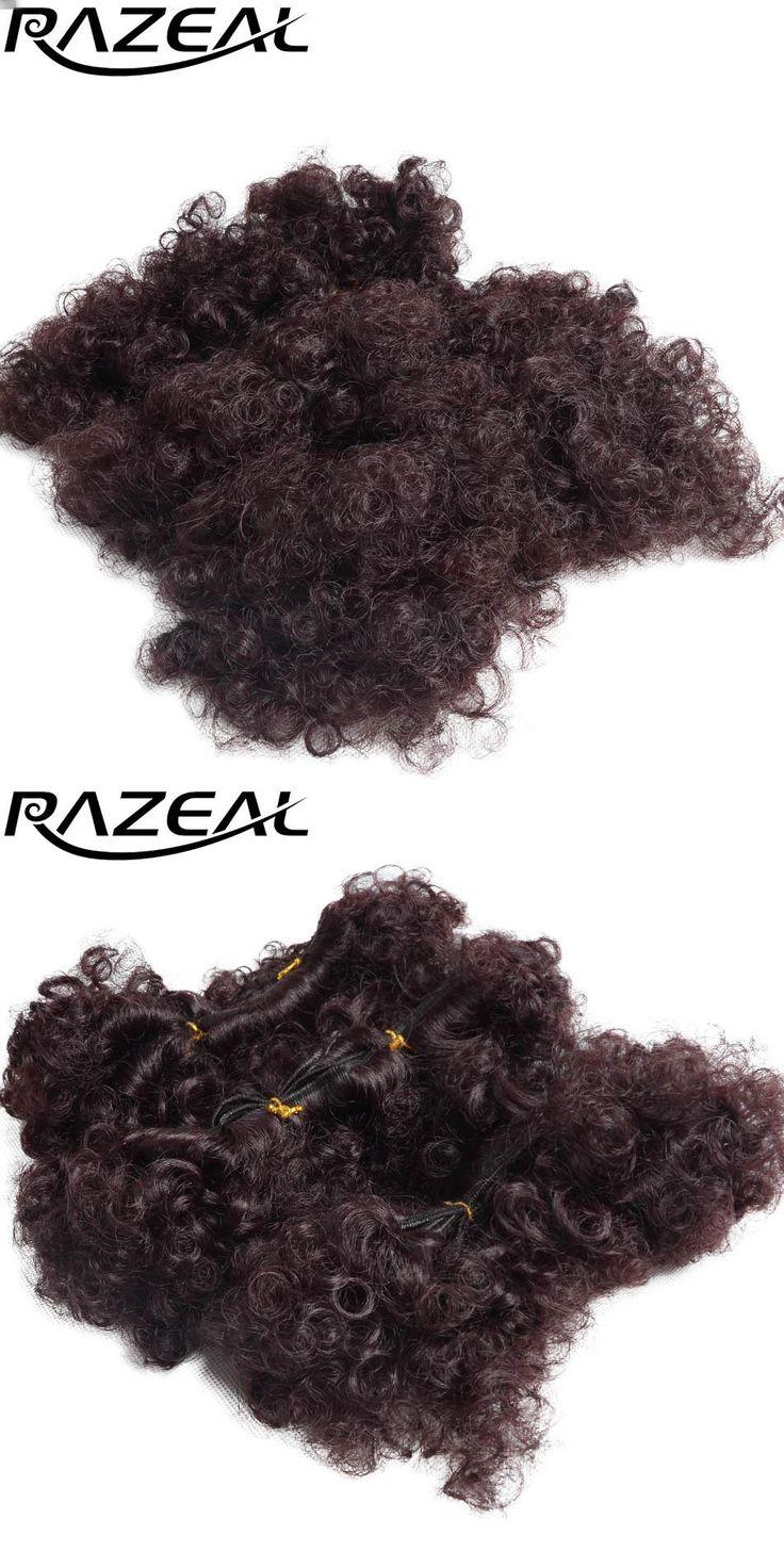 Ms de 25 ideas increbles sobre curly crochet hair en pinterest 3 pcs razeal small braids curly crochet hair weft extentions 6 micro crotchet braiding hair pmusecretfo Choice Image
