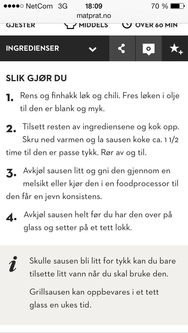 Pulled pork fremgangsmåte 1