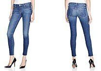 MOTHER The Looker Skinny Ankle Jean