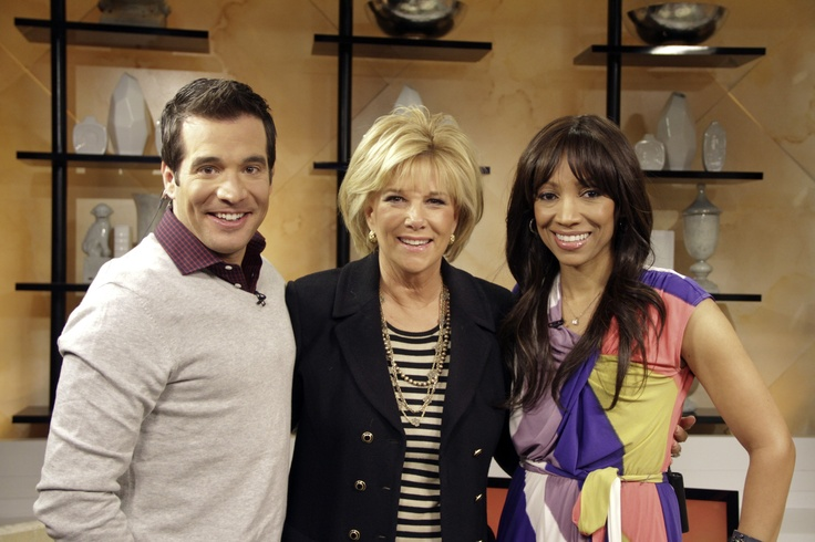 Audra and JD with #JoanLunden: Better Guest