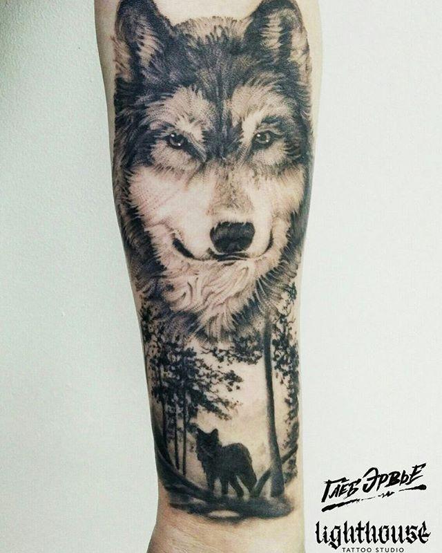 1 сеанс #тату #татуировка #татусалон #татумастер #татувмоскве #татумск #волк #москва #глебэрвье #арт #tattoo #tattoos #tattoed #tattooing #wolf #wolftattoo #moscow #tattoorussia #tattoomoscow #art #gleberve