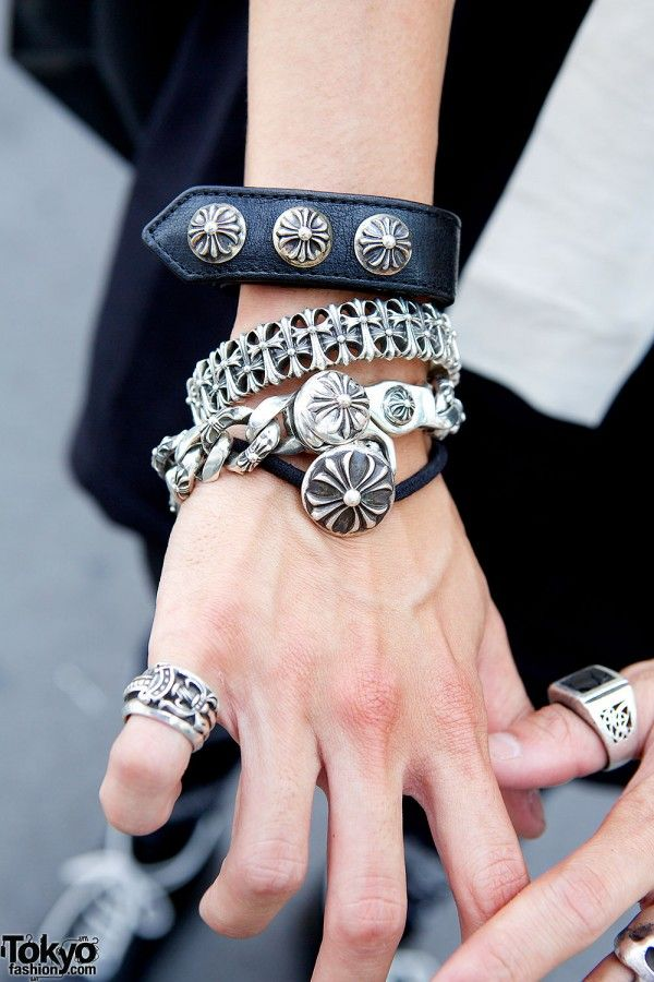 Chrome Hearts bracelets