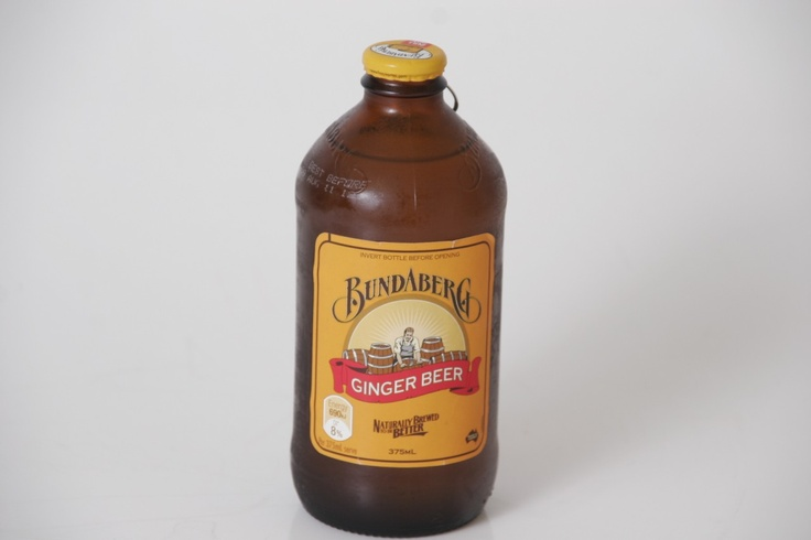 bundaberg ginger beer from bundaberg queensland australia