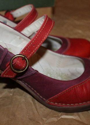 Kaufe meinen Artikel bei #Kleiderkreisel http://www.kleiderkreisel.de/damenschuhe/hohe-schuhe/140629907-wunderschone-elegante-riemchenpumps-von-el-naturalista