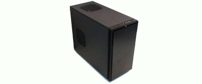 Fractal Design Define Mini Mini-Tower Chassis Review