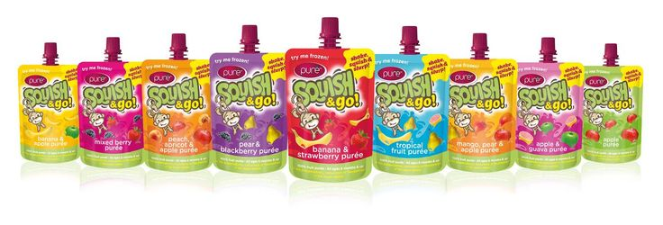 {Product Review} Squish Fruit Snacks - Helping Me With My Picky Toddler