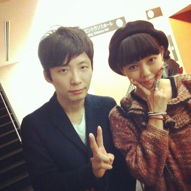 二階堂ふみ Fumi Nikaido Japanese actress + 星野源 Gen Hoshino musician