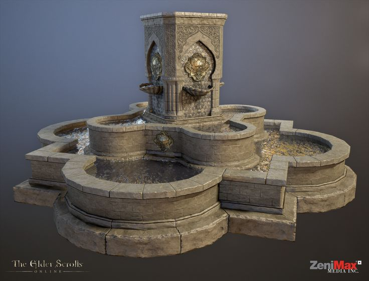 ESO Props, Christopher Pollok on ArtStation at https://www.artstation.com/artwork/2ZKEx
