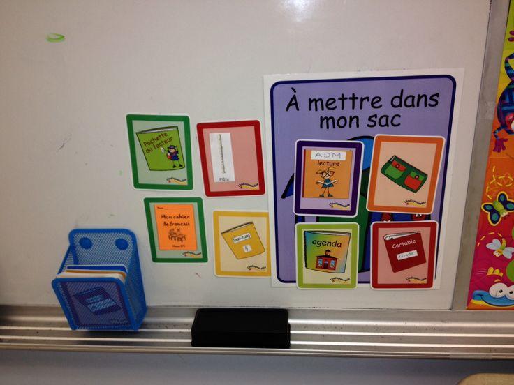 Trousse gestion de classe À mettre dans mon sac  www.lindispensable.ca