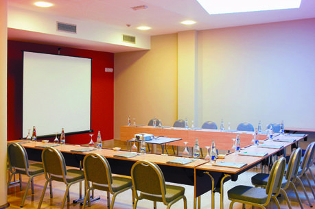 Hotel Hesperia Donosti. Combines functionality, elegance and modernity. The Hotel Hesperia Donosti is designed for both the business traveller and the holidaymaker. #SanSebastian #Euskadi #hotel #travel