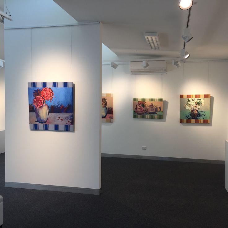 Vessels Exhibition 2015. Logan Artists Association.