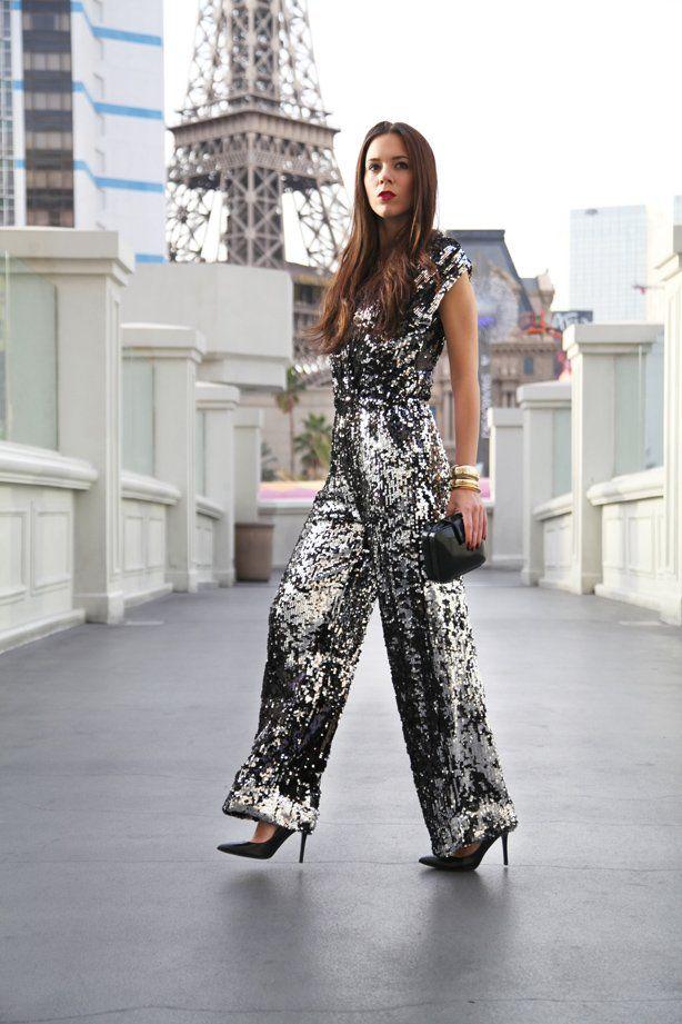 #fashion #fashionista @ireneccloset tuta di paillettes (3)