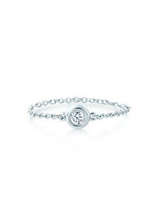 ELSA PERETTI® DIAMONDS BY THE YARD® RING, $395