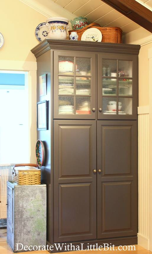 tall kitchen cabinets pantry 17 best ideas about pantry cabinet on 27020