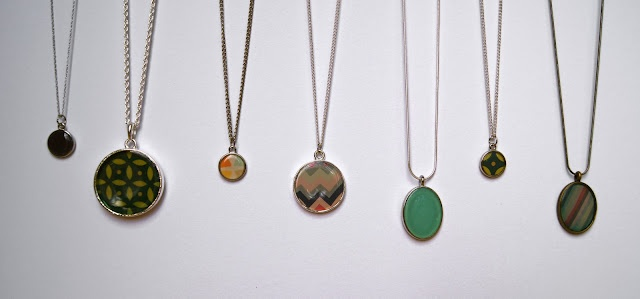 Sutton Grace: custom pendant necklaces