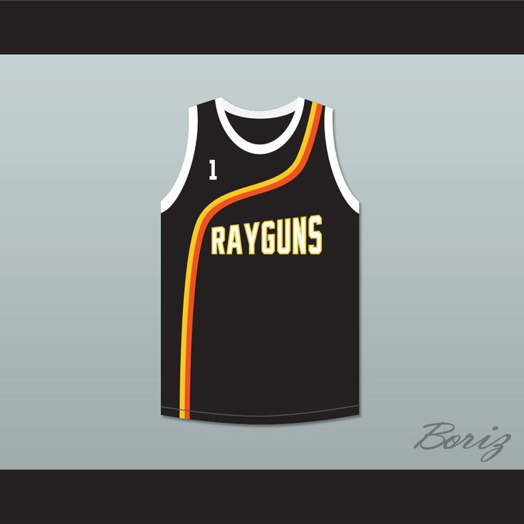 "Baron Davis 1 Roswell Rayguns Black Basketball Jersey. STITCH SEWN GRAPHICS  CUSTOM BACK NAME CUSTOM BACK NUMBER ALL SIZES AVAILABLE SHIPPING TIME 3-5 WEEKS WITH ONLINE TRACKING NUMBER Be sure to compare your measurements with a jersey that already fits you. Please consider ordering a larger size, if you prefer a loose fit. HOW TO CALCULATE CHEST SIZE: Width of your Chest plus Width of your Back plus 4 to 6 inches to account for space for a loose fit. Example: 18"" wide chest plus 18"" wide…"