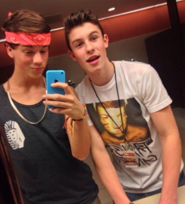 Taylor Caniff Shawn Mendes