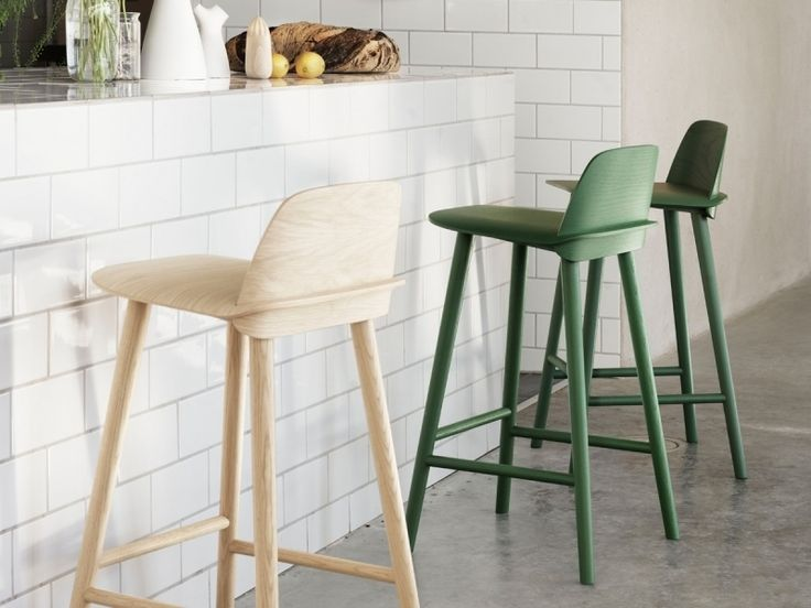 The Muuto Nerd Bar Stool At Nest Co Uk For Stools