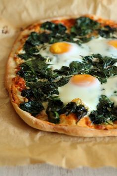 Pizza florentyńska #thermomix