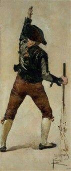 El chispero. 1883