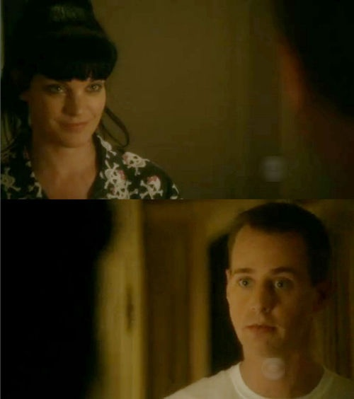 mcgee and abby hook up Ncis exclusive: abby performs adorable bedtime story for mcgee's twins torres (wilmer valderrama) going to interview albert hathaway (guest star kevin pollak), an investment advisor convicted of ripping off his clients who also ends up a person of interest after he's linked to the dead commander.