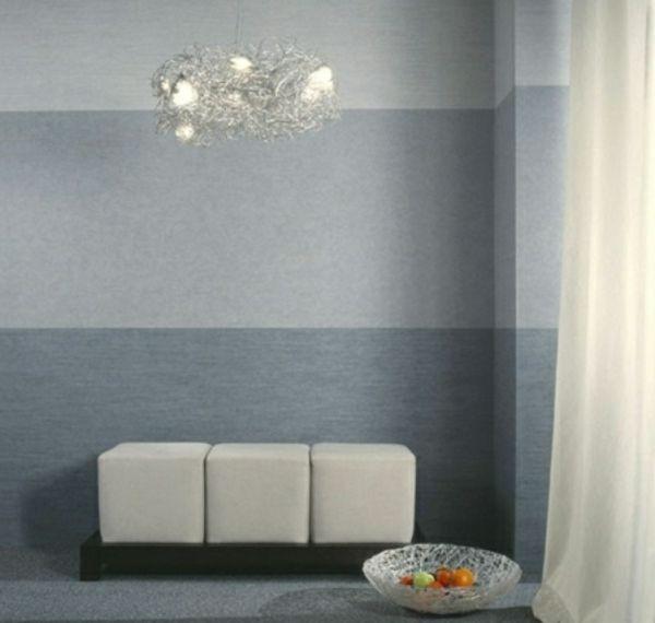 8 besten blaue Wand Bilder auf Pinterest Aktuelle news, Baby - wohnzimmer braun beige streichen