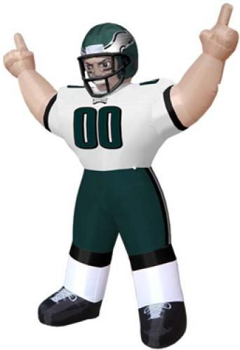Nfl Philadelphia Eagles Tiny Lawn Inflatable By
