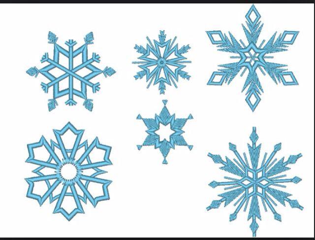 Disney Frozen Snowflake Template Frozen snowflakes all of them