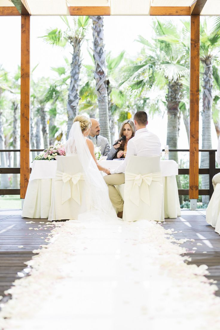 Ceremony at Vida Mar Hotel | Passionate Photography