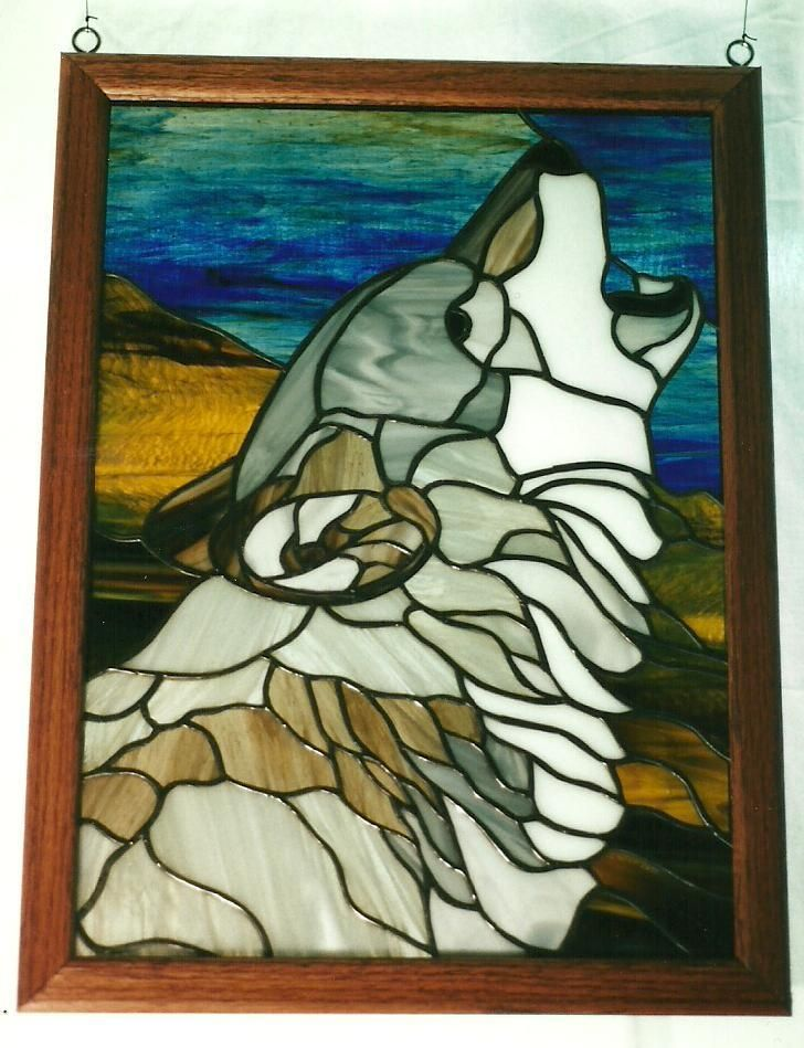 231 Best Images About Stained Glass Wild Animals On