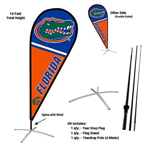 Florida Gators Teardrop and Feather Flag Kit College Flag... https://www.amazon.com/dp/B01MSKDF6R/ref=cm_sw_r_pi_dp_x_B8IjybK4CRS7S