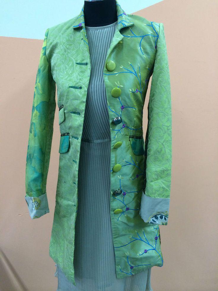 Desigual Coat Mantel Abrig Size 34 Desigual Coat Coat