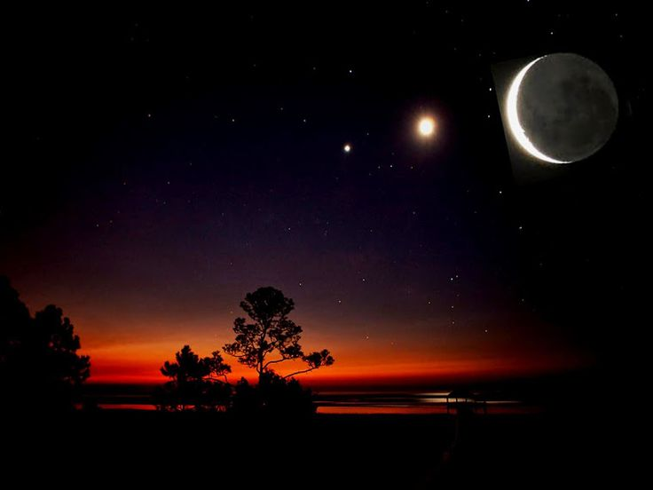 Genesis 1;16  God made the two great lights, the greater light to govern the day, and the lesser light to govern the night; He made the stars also. God placed them in the expanse of the heavens to give light on the earth,… GOD IS SO AWESOME!
